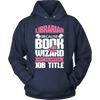 Librarian Because Book Wizard Isn't An Official Job Title Shirt - Awesome Librarians