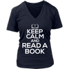 Keep Calm And Read A Book Shirts - Awesome Librarians