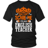 You Can't Scare Me I'm An English Teacher - Awesome Librarians - 3