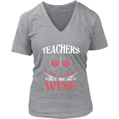 Teachers Never Complain But We Do Wine Shirt - Awesome Librarians - 11