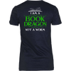 Book Dragon Shirt (Back) - Awesome Librarians - 10