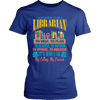 I Was Born To Be A librarian To Help, To Plan To Search, To Inform, To Involve, To Organize It's Who I Am My Calling, My Passion - Awesome Librarians - 9