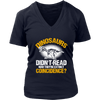 Dinosaurs Didn't Read Now They're Extinct. Coincidence? Shirt - Awesome Librarians
