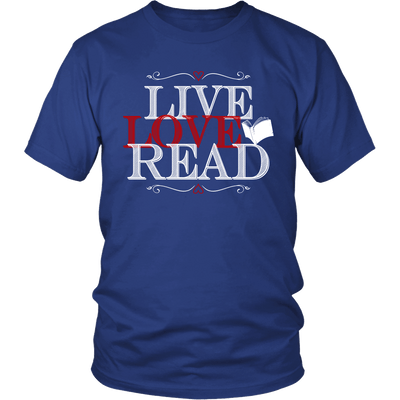 Live Love Read - Awesome Librarians - 1