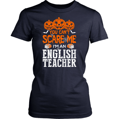 You Can't Scare Me I'm An English Teacher - Awesome Librarians - 9