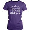 Reading Is Dreaming With Open Eyes Shirt - Awesome Librarians - 6