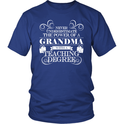 Never Underestimate The Power Of A Grandma With A Teaching Degree - Awesome Librarians - 2
