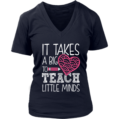 It Takes A Big Heart To Teach Little Minds - Awesome Librarians - 12