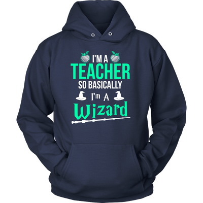 I'm Teacher So Basically I'm A Wizard - Awesome Librarians - 6