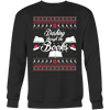 Readers Dashing Through The Books Christmas Sweater - Awesome Librarians - 1