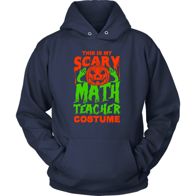 This Is My Scary Math Teacher Costume - Awesome Librarians - 6