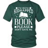 I'm Being Kidnapped By A Book Please Don't Save Me - Awesome Librarians - 4