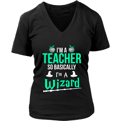 I'm Teacher So Basically I'm A Wizard - Awesome Librarians - 10