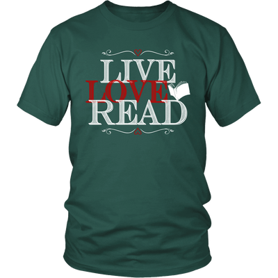Live Love Read - Awesome Librarians - 3