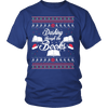 Readers Dashing Through The Books Christmas Sweater - Awesome Librarians - 2