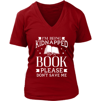 I'm Being Kidnapped By A Book Please Don't Save Me - Awesome Librarians - 10