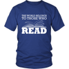 The World Belongs To Those Who Read - Awesome Librarians - 2