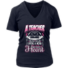 A Teacher Takes A Hand Opens A Mind And Touches A Heart Shirt - Awesome Librarians