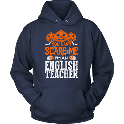 You Can't Scare Me I'm An English Teacher - Awesome Librarians - 6