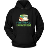 Professional Bookworm Shirt - Awesome Librarians - 7