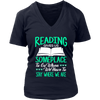 Reading Gives Us Someplace To Go When We Have To Stay Where We Are Shirt - Awesome Librarians - 10