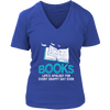 Books Life's Apology For Every Crappy Day Ever Shirt - Awesome Librarians - 12