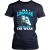 I'm A Librarian It's Not For The Weak - Awesome Librarians - 12