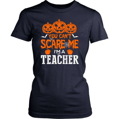You Can't Scare Me I'm A Teacher - Awesome Librarians - 9