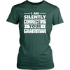 I Am Silently Correcting Your Grammar Shirt - Awesome Librarians - 8
