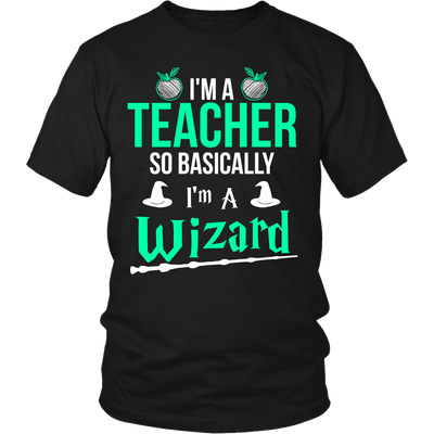 I'm Teacher So Basically I'm A Wizard - Awesome Librarians - 4