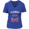 Teachers Never Complain But We Do Wine Shirt - Awesome Librarians - 13