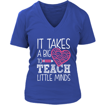 It Takes A Big Heart To Teach Little Minds - Awesome Librarians - 13