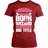 Librarian Because Book Wizard Isn't An Official Job Title - Awesome Librarians - 10