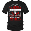 Teacher Is More Than A Test Score And So Is A Child Shirt - Awesome Librarians - 3