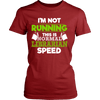 I'm Not Running This Is Normal Librarian Speed - Awesome Librarians - 10