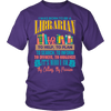 I Was Born To Be A librarian To Help, To Plan To Search, To Inform, To Involve, To Organize It's Who I Am My Calling, My Passion - Awesome Librarians - 3