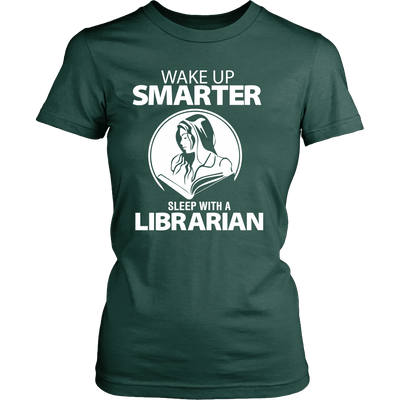 Wake Up Smarter Sleep With A Librarian - Awesome Librarians - 11