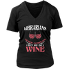 Librarians Never Complain But We Do Wine Shirt - Awesome Librarians - 10