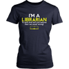I'm A Librarian To Save Time Let's Just Assume That I Am Never Wrong! - Awesome Librarians - 12
