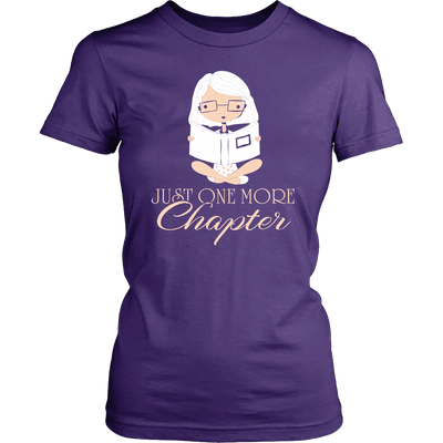 Just One More Chapter Shirt