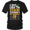 I Just Like To Teach! Teaching's My Favorite - Awesome Librarians - 2