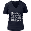 Reading Is Dreaming With Open Eyes Shirt - Awesome Librarians - 11