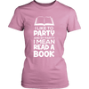 I Like To Party And By Party I Mean Read A Book - Awesome Librarians - 8