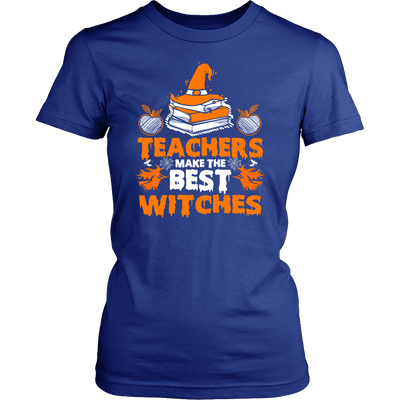 Teachers Make The Best Witches - Awesome Librarians - 8