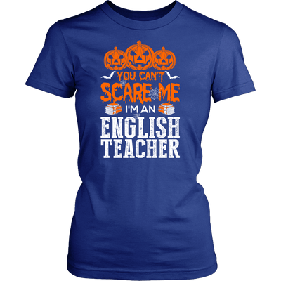 You Can't Scare Me I'm An English Teacher - Awesome Librarians - 7