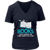 Books Life's Apology For Every Crappy Day Ever Shirt - Awesome Librarians - 11