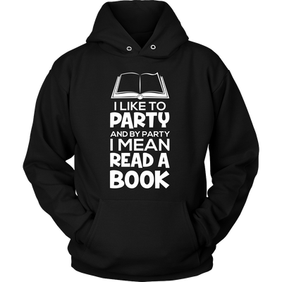 I Like To Party And By Party I Mean Read A Book - Awesome Librarians - 5