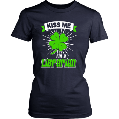 Kiss Me I'm A Librarian - Awesome Librarians - 12
