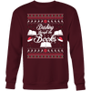 Readers Dashing Through The Books Christmas Sweater - Awesome Librarians - 8