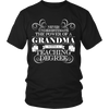 Never Underestimate The Power Of A Grandma With A Teaching Degree Shirt